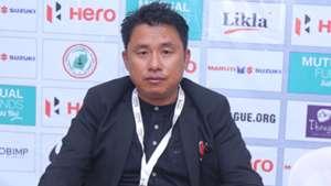 Gift Raikhan Aizawl FC I-League 2017/2018
