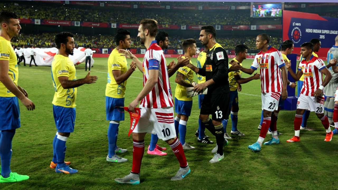 Kerala Blasters FC Atletico de Kolkata ISl season 2
