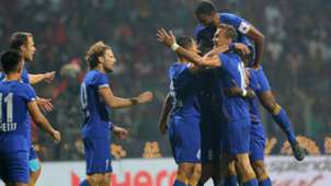 Atletico de Kolkata Mumbai City FC ISL semi final season 3 2016