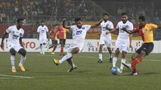 East Bengal FC Mumbai FC I-League 2017