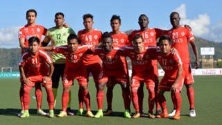 Aizawl FC I-League 2017/2018