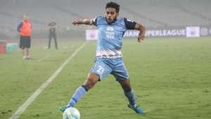 Souvik Chakraborty ATK Jamshedpur FC ISL 4 2017/2018