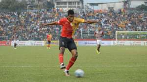 Willis Plaza East Bengal Mohun Bagan I-League 2017