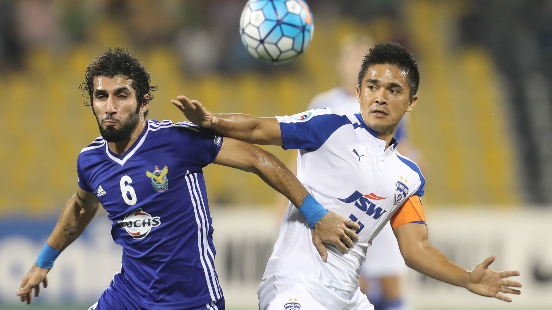 How have Indian clubs fared in AFC Champions League and AFC Cup?