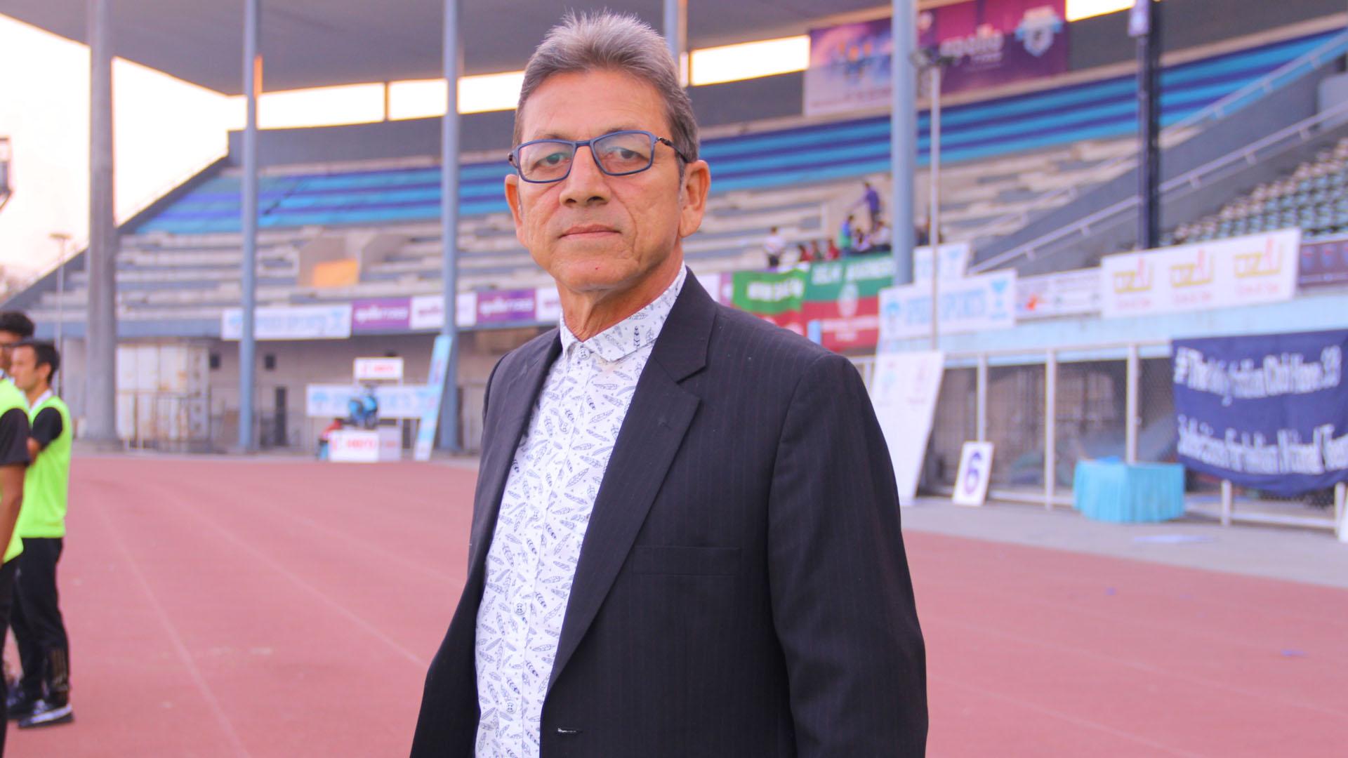 Sanjoy Sen Minerva Punjab FC Mohun Bagan I-League 2017/2018