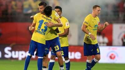 Kerala Blasters FC NorthEast United FC ISL season 2 06102015