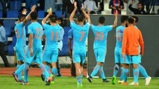 India Kyrgyzstan Asian Cup Qualifier 2017