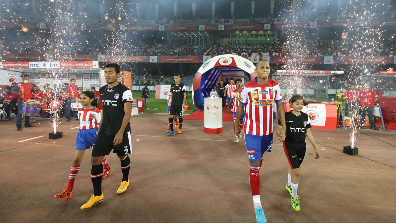Atletico de Kolkata NorthEast United FC ISL season 2