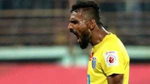 C K Vineeth Kerala Blasters FC Delhi Dynamos FC ISL semi final season 3 2016