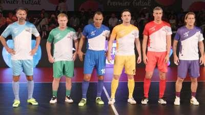 Legend Futsalers Indian Futsalers Premier Futsal India