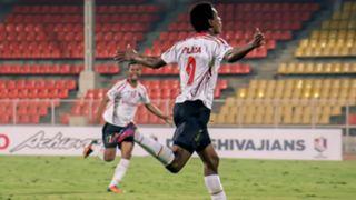 Willis Plaza DSK Shivajians FC East Bengal FC I-League 2017