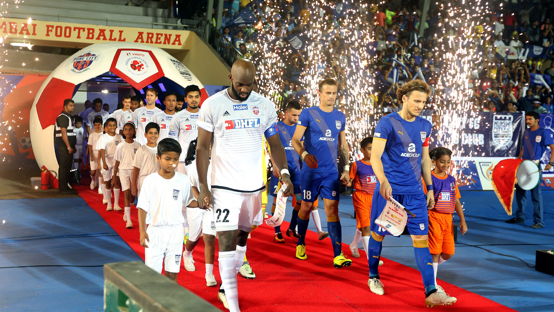 Mumbai City FC FC Pune City ISL season 3 2016