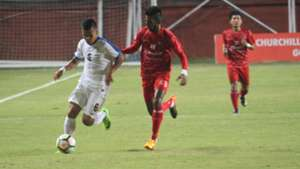 Suresh Singh Churchill Brothers Indian Arrows I-League 2017/2018