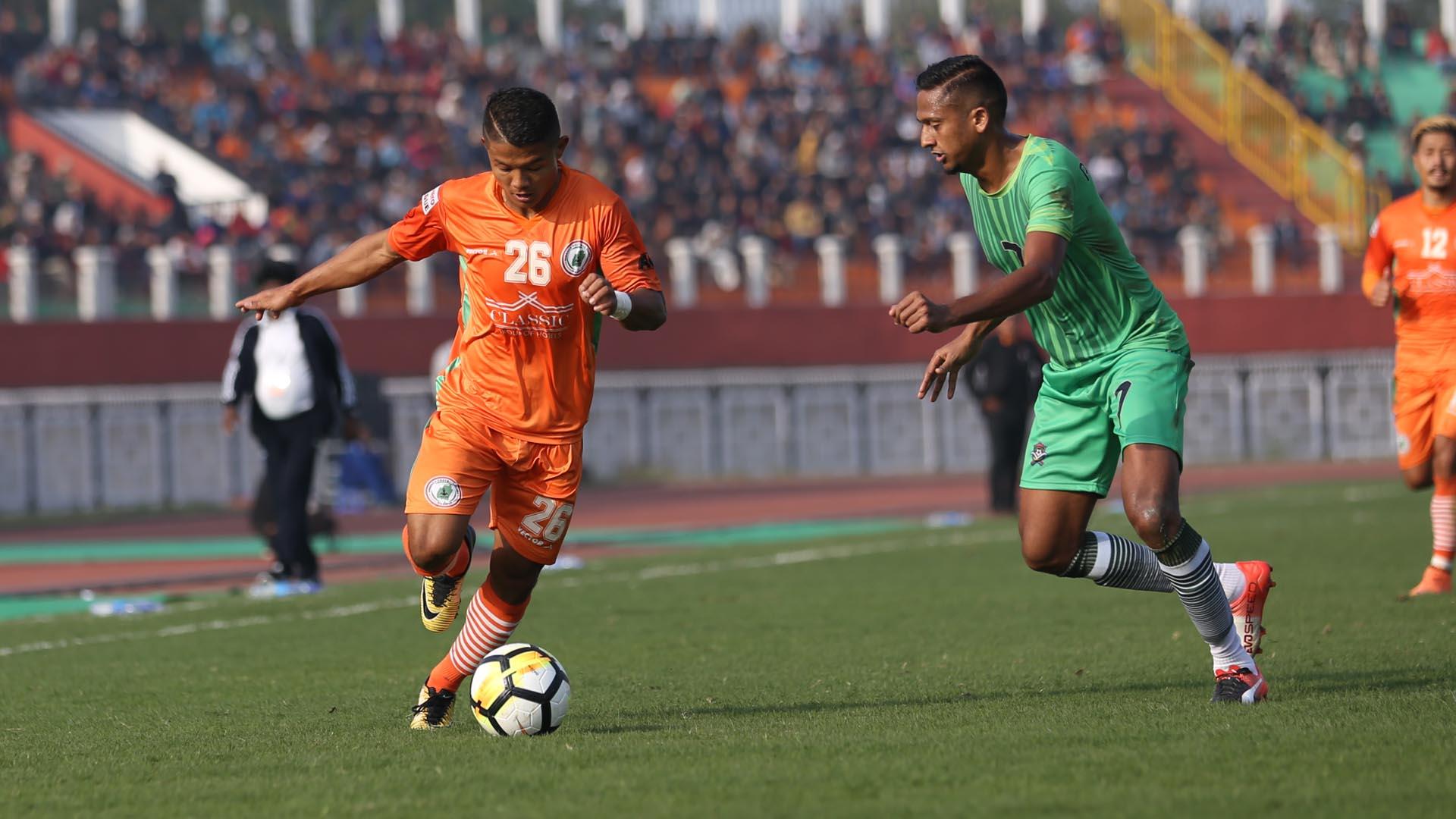 Pritam Singh - NEROCA's versatile forward eyeing ISL chance