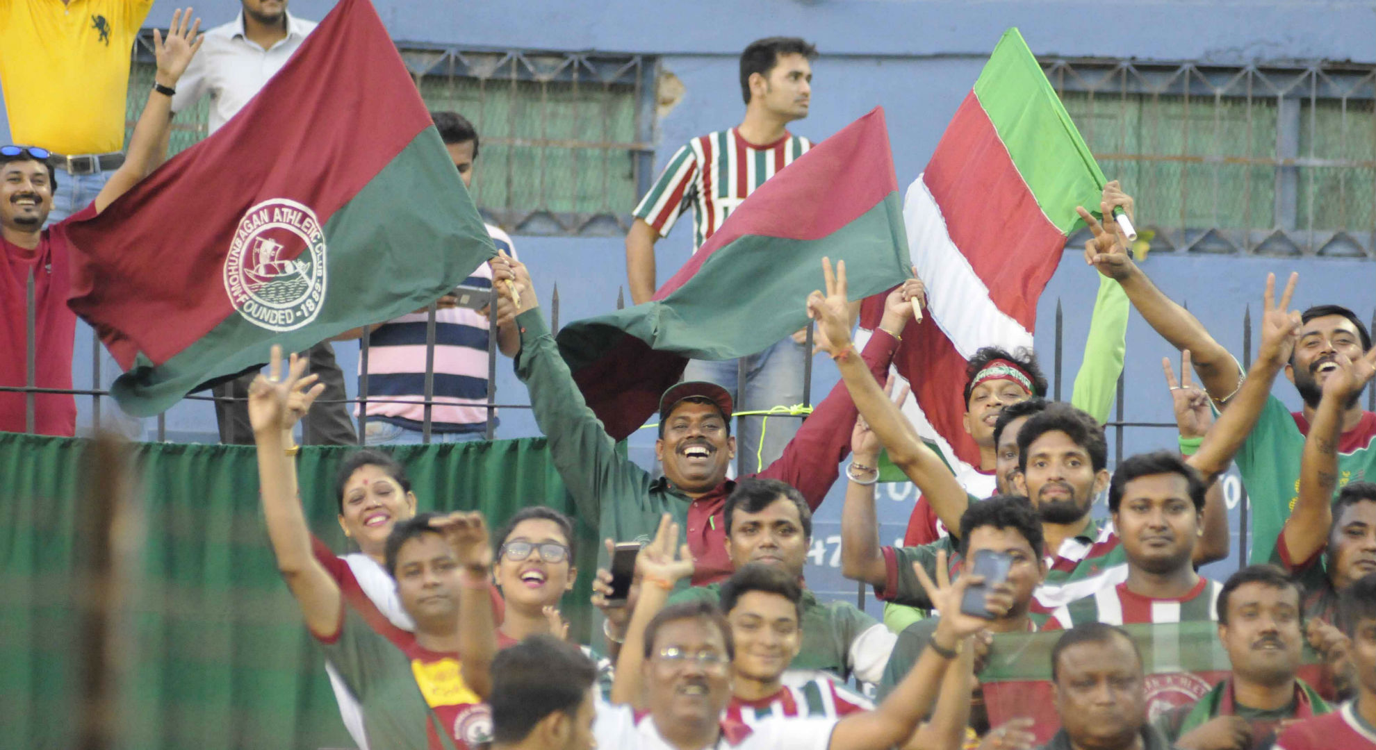 Mohun Bagan, East Bengal and the most successful teams in the Federation Cup