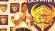 MS Dhoni Chennaiyin FC ISL