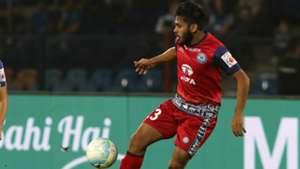 Souvik Chakraborty Bengaluru FC Jamshedpur FC ISL 4 2017/2018
