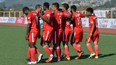 Aizawl FC I-League 2017