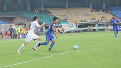 India Turkmenistan 2018 World Cup Preliminary Round