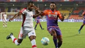 Harmanjot Khabra Baljit Sahni FC Pune City Bengaluru FC ISL 4 2017/2018
