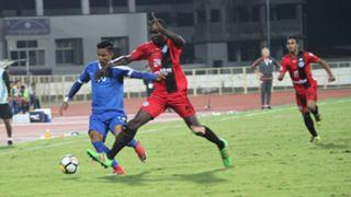 Edmund Lalrindika Eric Dano Indian Arrows Minerva Punjab FC I-League 2017/2018
