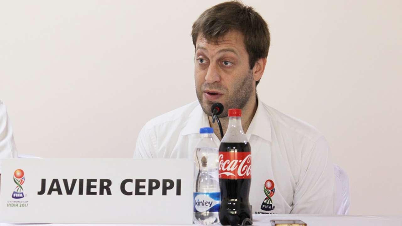Javier Ceppi FIFA U-17 World Cup India 2017