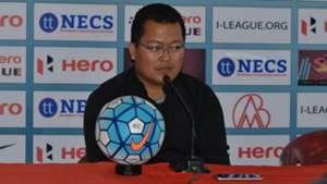 Thangboi Singto Aizawl FC Shillong Lajong FC I-League 2017
