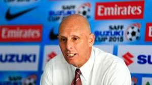 Stephen Constantine India Maldives SAFF Cup 2015