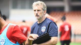 Albert Roca Bengaluru FC practice session