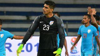 Gurpreet Singh Sandhu Indian National Team