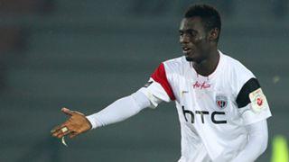 Francis Dadzie NorthEast United FC Chennaiyin FC ISL season 2
