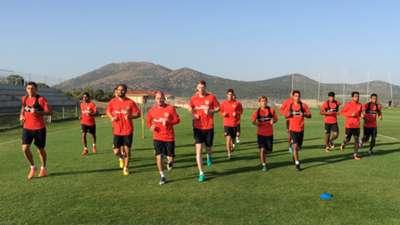 Atletico de Kolkata pre-season training ISL
