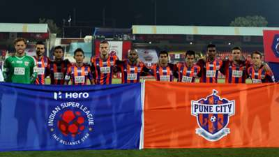 FC Pune City ISL season 2 squad