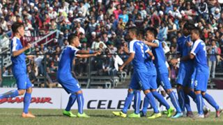 Mohun Bagan Indian Arrows I-League 2017/2018