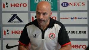 Paulo Coelho Aizawl FC Minerva Punjab FC I-League 2017/2018