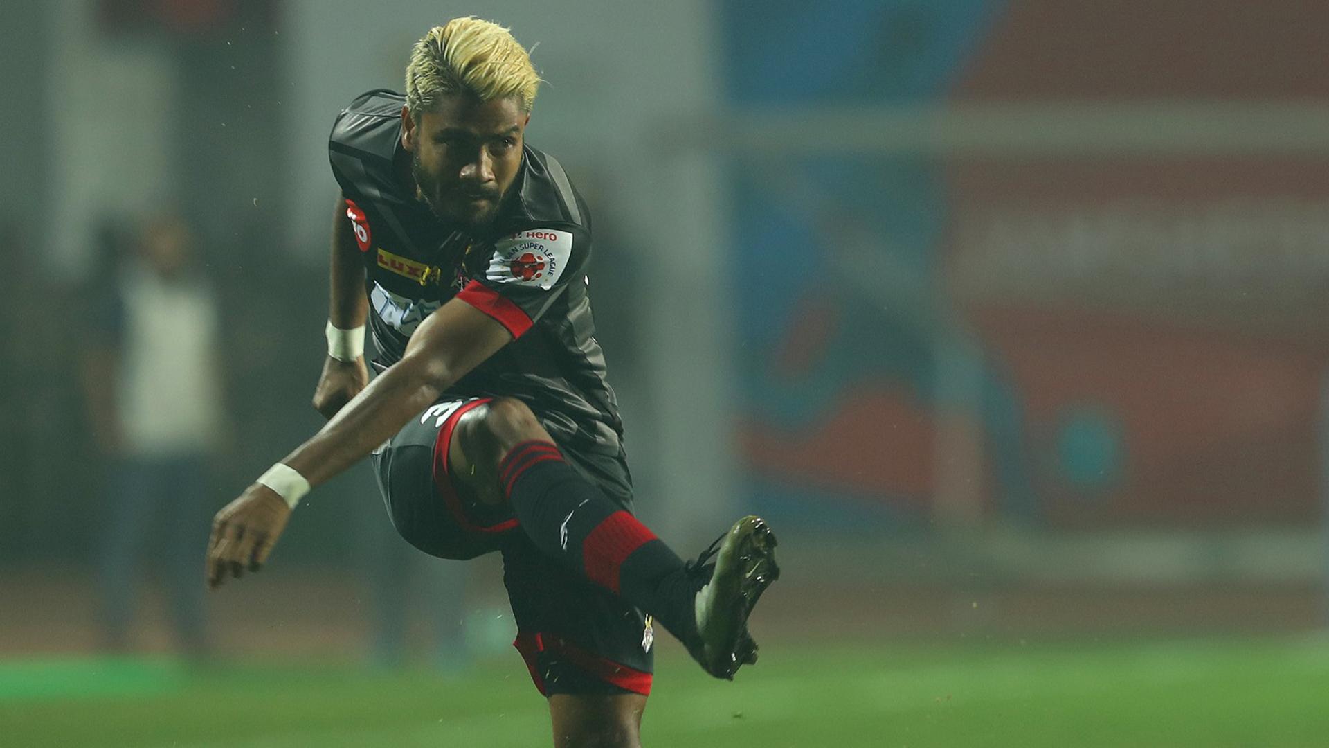 Prabir Das Jamshedpur FC ISL Season 4 2017/2018