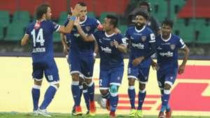 Chennaiyin FC Delhi Dynamos FC ISL 4 2017/2018