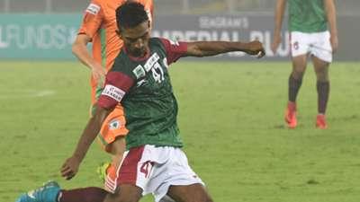 Sk.Faiaz Mohun Bagan NEROCA FC I-League 2017/2018