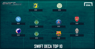 Swift Deca Top 10 CL performers of the Week