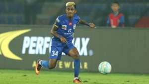 Abinash Ruidas NorthEast United FC Mumbai City FC ISL 4 2017/2018