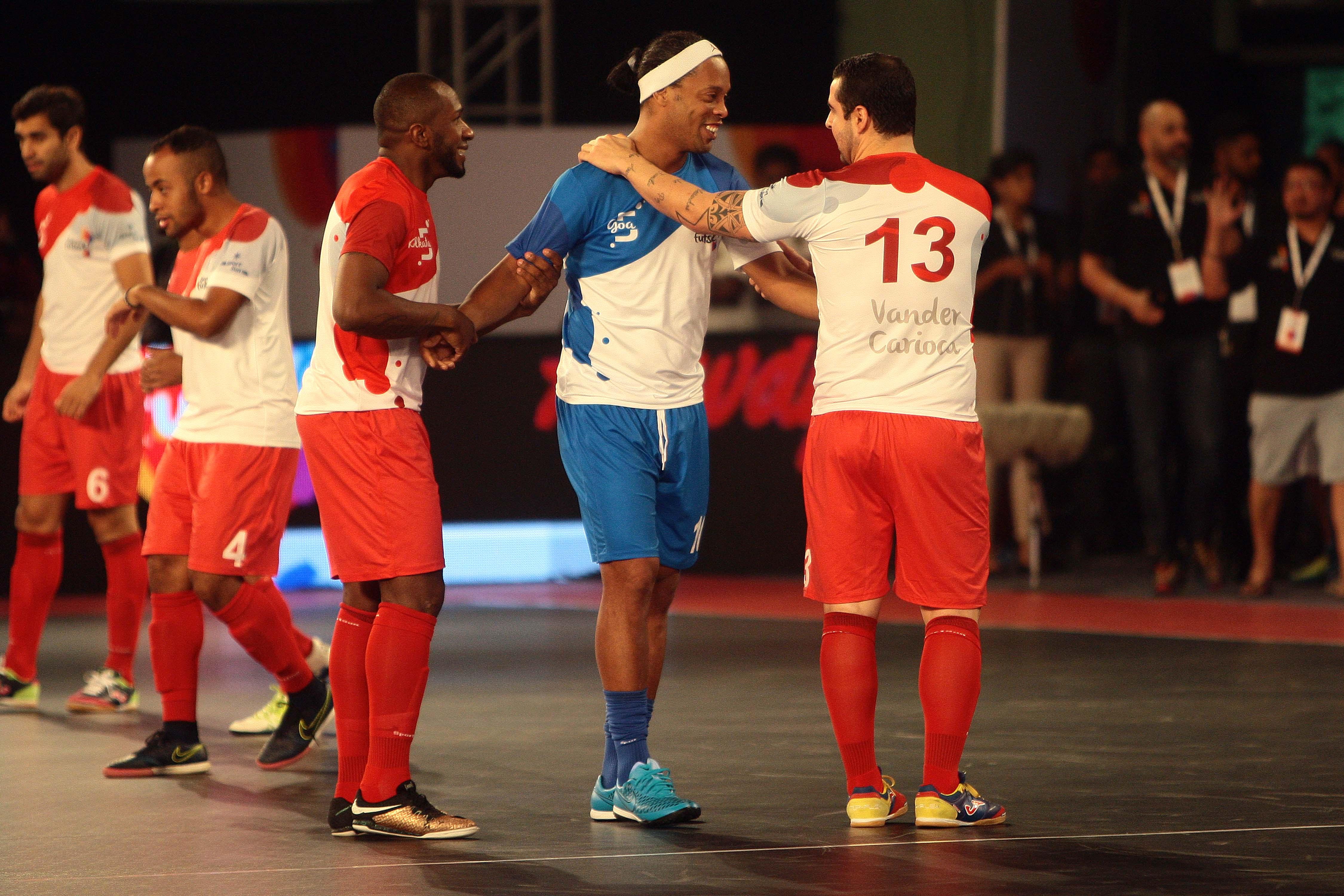 Premier Futsal: Giggs' Mumbai excel as