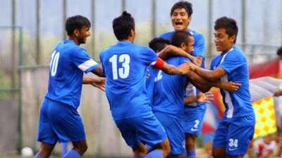 Indian U-19 2015 SAFF U-19 Championship