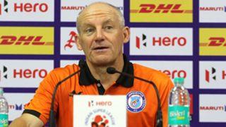 Steve Coppell Jamshedpur FC Head Coach