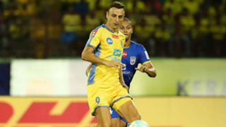 Dimitar Berbatov Kerala Blasters FC Mumbai FC ISL season 4 2017/2018
