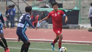 Samuel Lalmuanpuia Shillong Lajong FC Minerva Punjab FC I-League 2017/2018