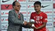 Brandon Vanlalremdika Aizawl FC Chennai City FC I-League 2017