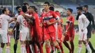 DSK Shivajians FC Aizawl FC I-League 2017