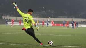 James Kithan Shillong Lajong FC Churchill Brothers SC I-League 2017/2018
