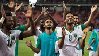 Thailand Saudi Arabia 2018 World Cup qualifiers
