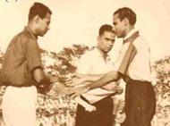 Ahmed Khan, East Bengal